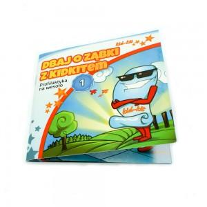 Bajka edukacyjna - Dbaj o ząbki z KidKitem