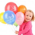 Balony Super Pacjenta mix